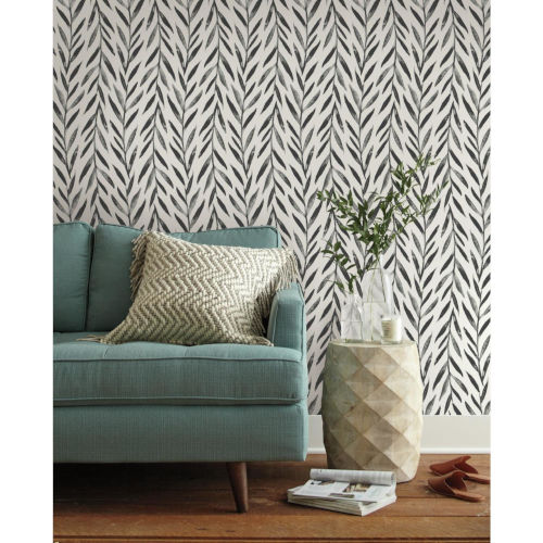 Magnolia Home Black Willow Peel and Stick Wallpaper