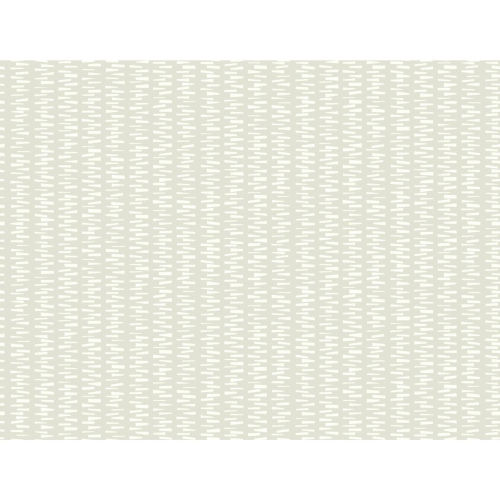 Small Prints Resource Library Beige Two-Inch Stacked Stripe Wallpaper