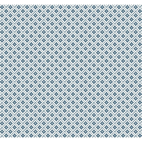 Small Prints Resource Library Navy Two-Inch Polaris Wallpaper - SAMPLE SWATCH ONLY