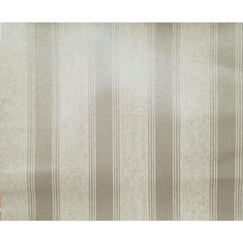 Stripes Resource Library Gray Pearl and Linen Stately Stripe Wallpaper
