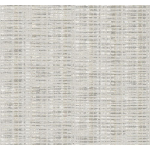 Stripes Resource Library Light Neutrals Broken Boucle Stripe Wallpaper – SAMPLE SWATCH ONLY