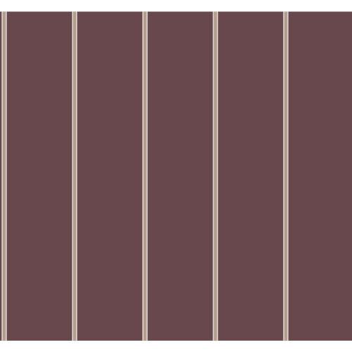 Stripes Resource Library Burgundy Social Club Stripe Wallpaper