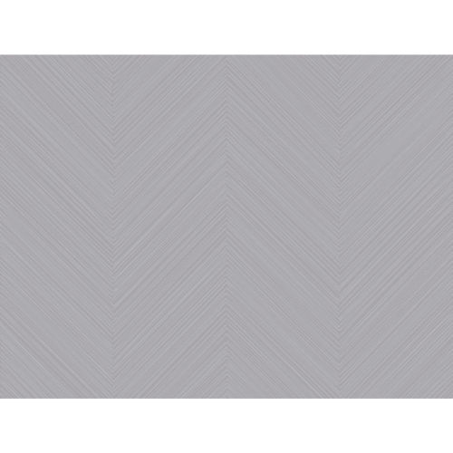 Stripes Resource Library Lavender Gray Swept Chevron Wallpaper – SAMPLE SWATCH ONLY