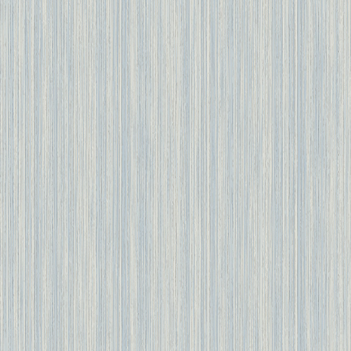 Antonina Vella Natural Opalescence Soft Cascade Blue and Silver Wallpaper