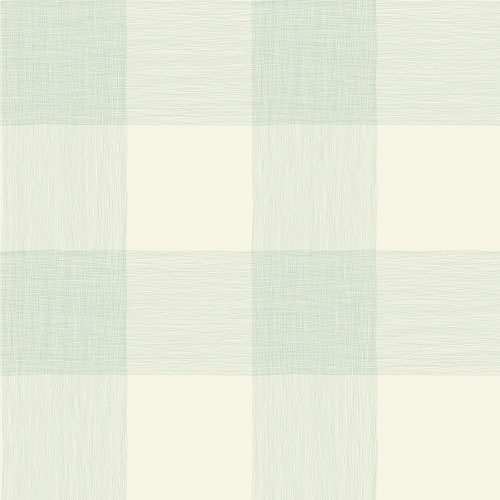 Magnolia Home Common Thread Opal Blue Wallpaper - SAMPLE SWATCH ONLY
