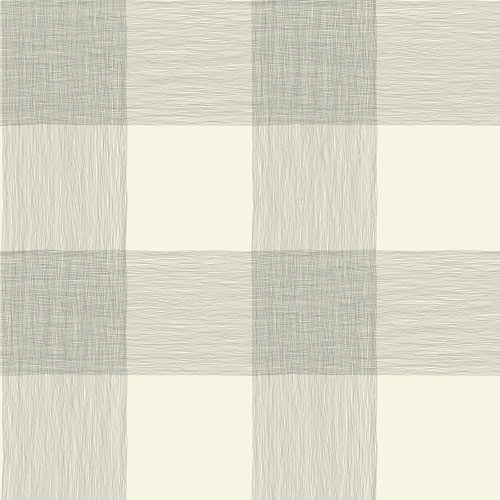 Common Thread Cream and Black Wallpaper - SAMPLE SWATCH ONLY