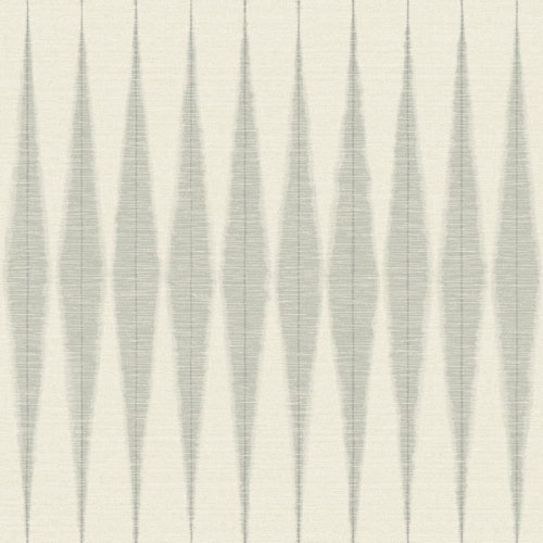 Handloom Cool Grey Wallpaper