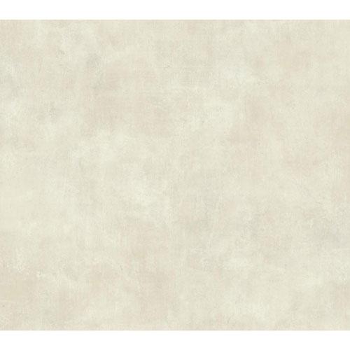 Plaster Finish Cloud Cream Wallpaper