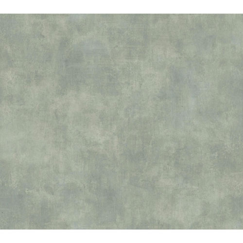 Plaster Finish Stone Blue Wallpaper