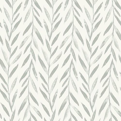 Willow Grey Wallpaper