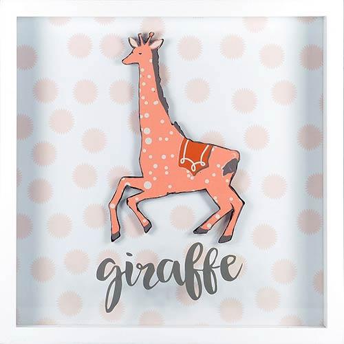 Giraffe Shadowbox