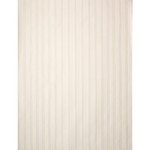 Barbara Becker Raised Surface Tuxedo Pin Tuck Stripe Wallpaper: Sample Swatch Only