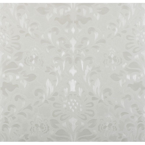 Opulence Damask Wallpaper: Sample Swatch Only