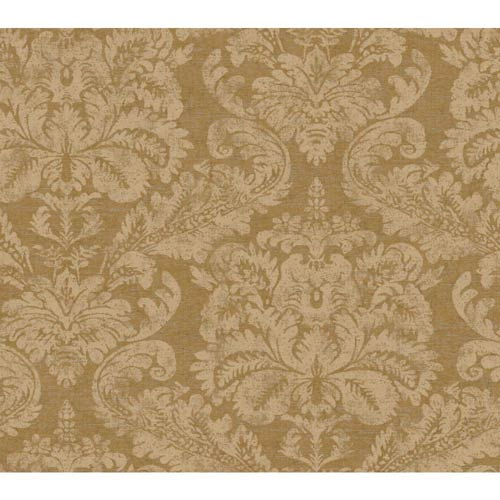 York Wallcoverings Inspired by Color Beige Wallpaper
