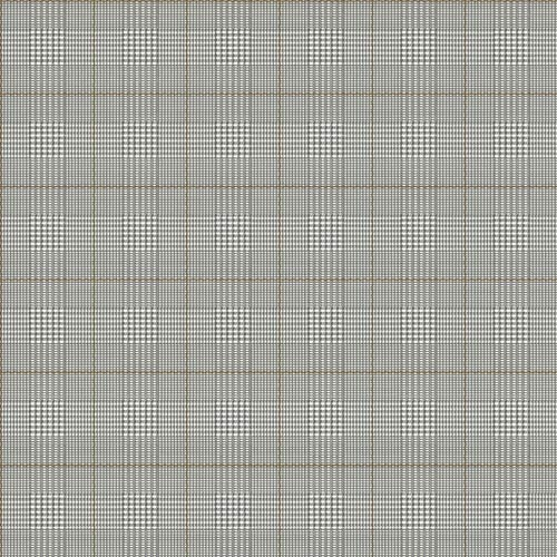 York Wallcoverings Ashford Warm White, Black and Earth Brown Wallpaper: Sample Swatch Only