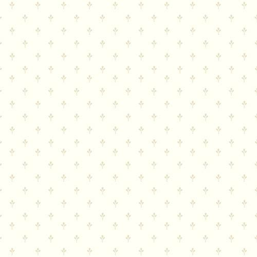 York Wallcoverings Ashford Black, White and Tan Wallpaper