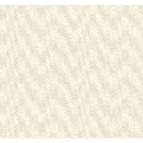 York Wallcoverings Ashford Black, White Cream and Light Taupe Wallpaper