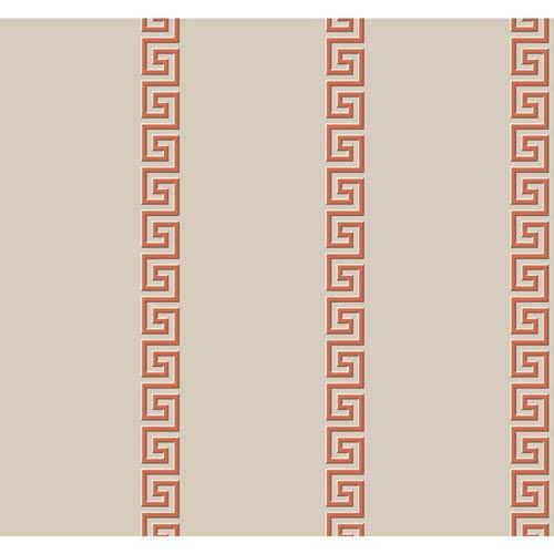 Ashford Toiles Acropolis Stripe Removable Wallpaper