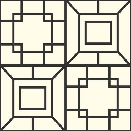 Ashford Toiles Theorem Removable Wallpaper