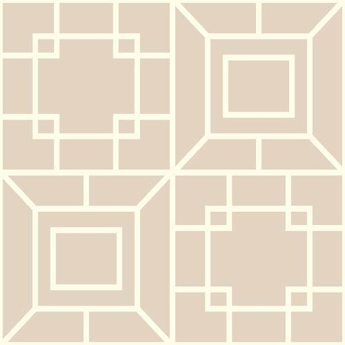 Ashford Toiles Theorem Removable Wallpaper- Sample Swatch Only