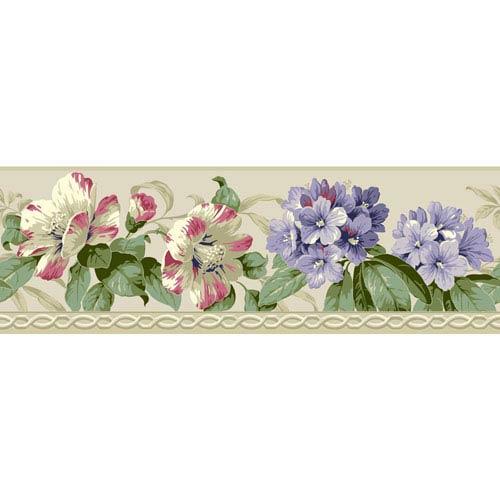 Casabella II Pearl White Rhododendron Border