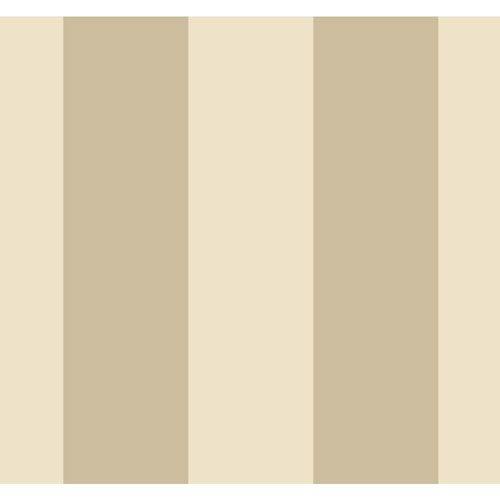 Antonina Vella Ivory Kashmir Caravan Stripe Wallpaper