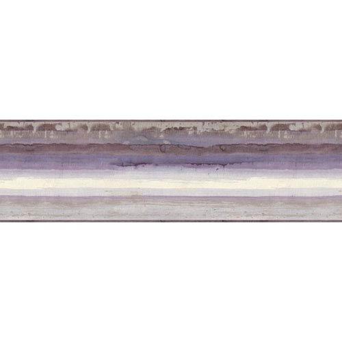 Border Portfolio II Mesa Removable Wallpaper Border- Sample Swatch Only