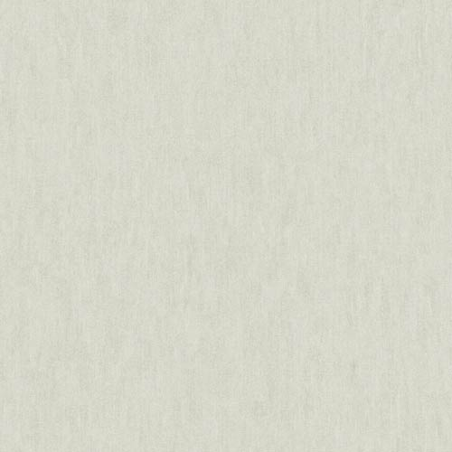 Saint Augustine Platinum Sheen and Dove Gray Fabric Texture Wallpaper: Sample Swatch Only