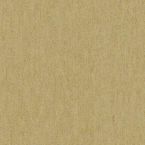 York Wallcoverings Saint Augustine Old Gold Sheen and Manila Tan Fabric Texture Wallpaper: Sample Swatch Only