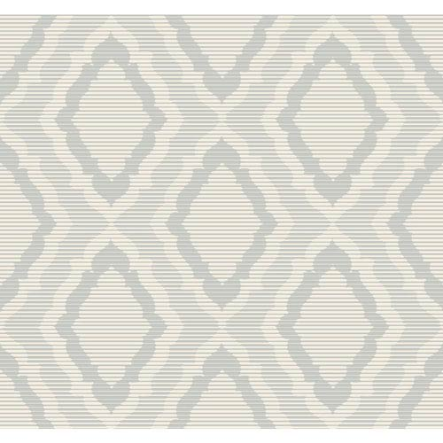 York Wallcoverings Candice Olson Decadence Amulet Wallpaper
