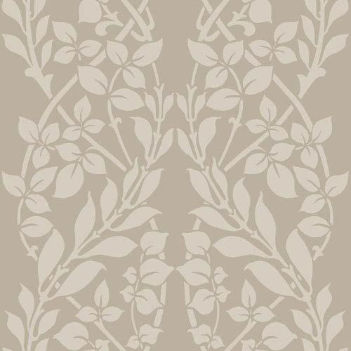 Candice Olson Decadence Botanica Wallpaper- Sample Swatch Only