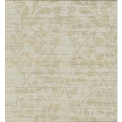 Candice Olson Decadence Botanica Organic Wallpaper- Sample Swatch Only