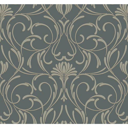 Candice Olson Decadence Amour Wallpaper- Sample Swatch Only