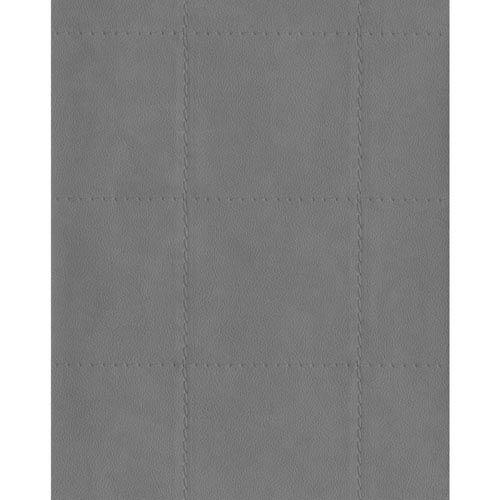 York Wallcoverings Menswear Checkmate Black Wallpaper
