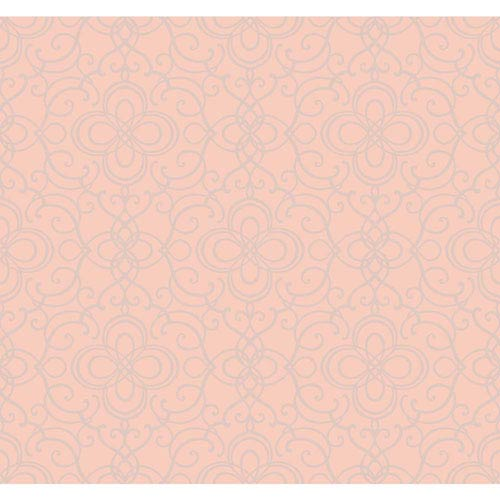 Candice Olson Modern Artisan Cameo Wallpaper: Sample Swatch Only