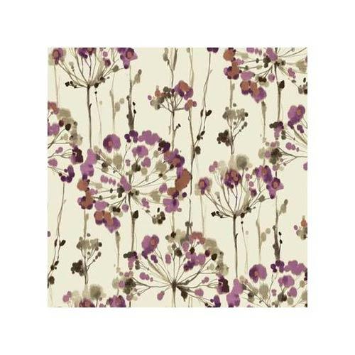 Candice Olson Modern Artisan Flourish Wallpaper: Sample Swatch Only