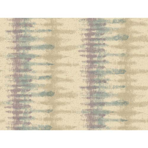 York Wallcoverings Candice Olson Modern Artisan Roxy Wallpaper: Sample Swatch Only