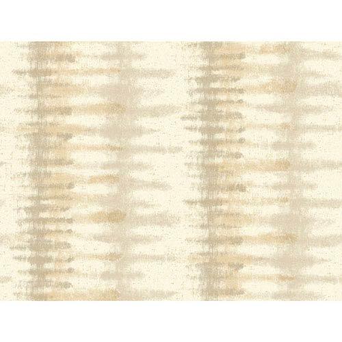 York Wallcoverings Candice Olson Modern Artisan Spectrum Wallpaper: Sample Swatch Only
