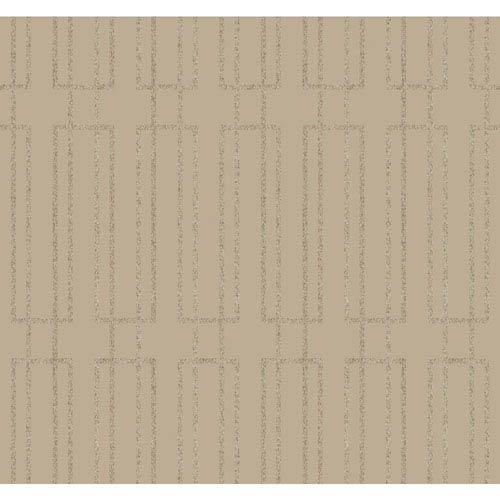 Candice Olson Modern Artisan Terrace Wallpaper: Sample Swatch Only