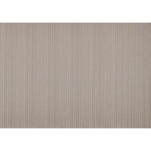 York Wallcoverings Candice Olson Inspired Elements Brilliant Stripe Wallpaper: Sample Swatch Only