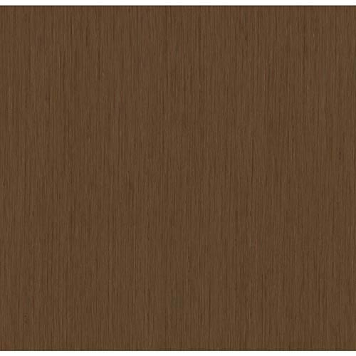 York Wallcoverings Candice Olson Embellished Surfaces Earth Brown Retreat Wallpaper: Sample Swatch Only
