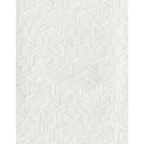 York Wallcoverings Candice Olson Modern Artisan Vanguard Wallpaper: Sample Swatch Only