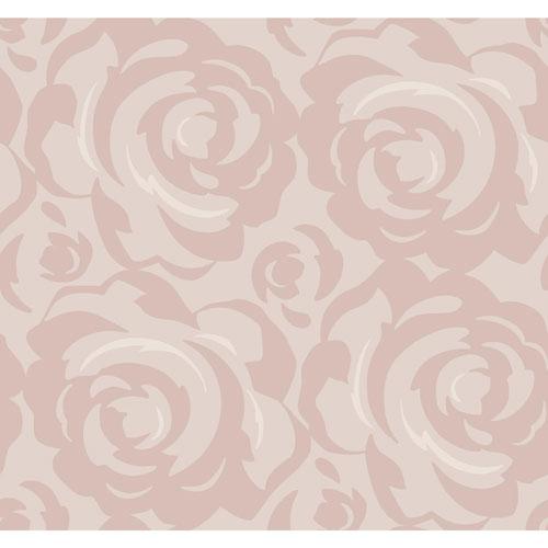 Candice Olson Breathless Lavish Pink Wallpaper