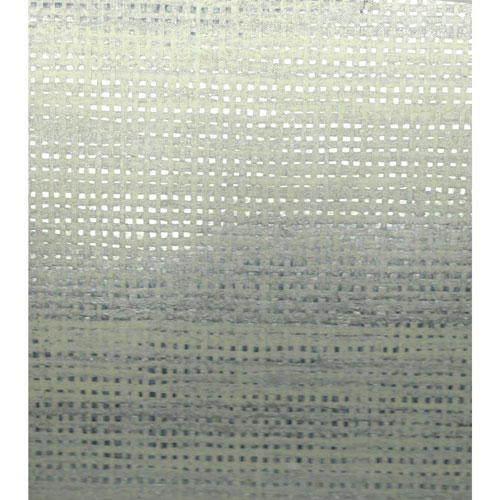 Candice Olson Breathless Alchemy White and Silver Metallic Wallpaper