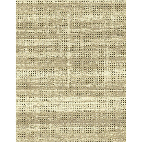 Candice Olson Breathless Alchemy Antique Gold and White Metallic Wallpaper