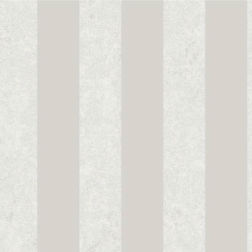 Stucco Silver and Grey Texture Wallpaper