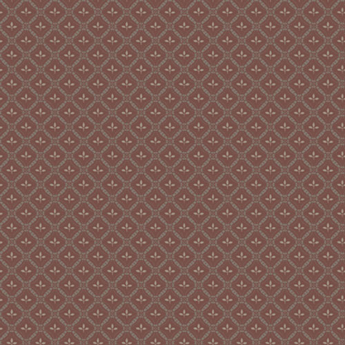 Georgetown Gallery tonal Diamond Petite Lace Wallpaper: Sample Swatch Only