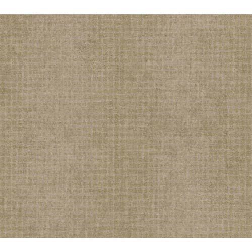 York Wallcoverings Inspired by Color Oyster Pearl Metallic Wallpaper: Sample Swatch Only