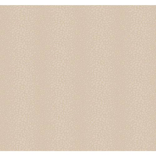 Candice Olson Modern Nature Beige and Pink Canopy Wallpaper