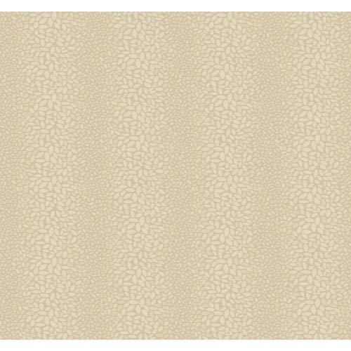 Candice Olson Modern Nature Taupe Canopy Wallpaper